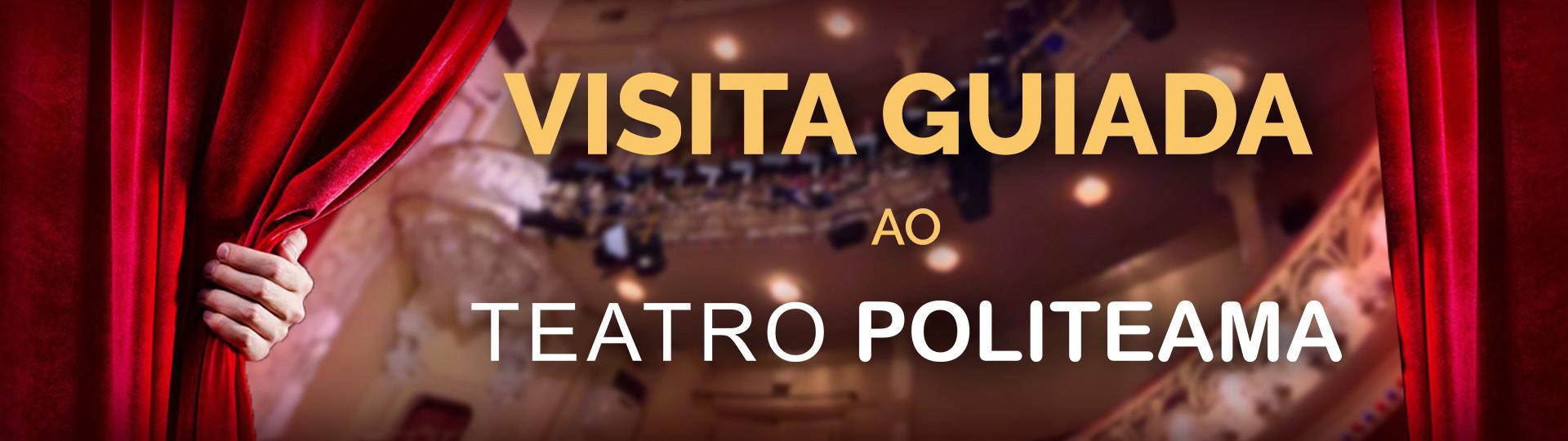 VISITA GUIADA TEATRO POLITEAMA