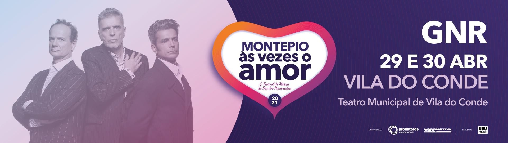 GNR | FESTIVAL MONTEPIO