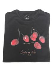 T-shirt de senhora Josefa Ginjas