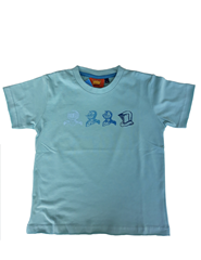 T-shirt Criança - menino ref. Elmos