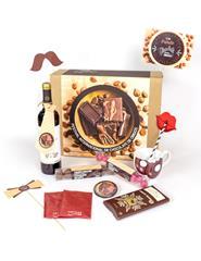 Chocolate & Wine Lovers Box
