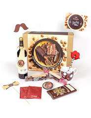 Chocolate & Wine Lovers Box
