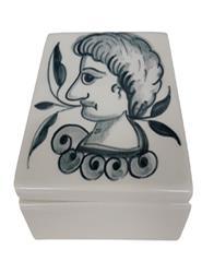 Caixa em Porcelana