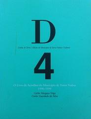 D4- Livro de Acordãos Municipio de Torres Vedras
