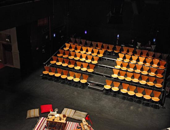 Palco Teatro Viriato